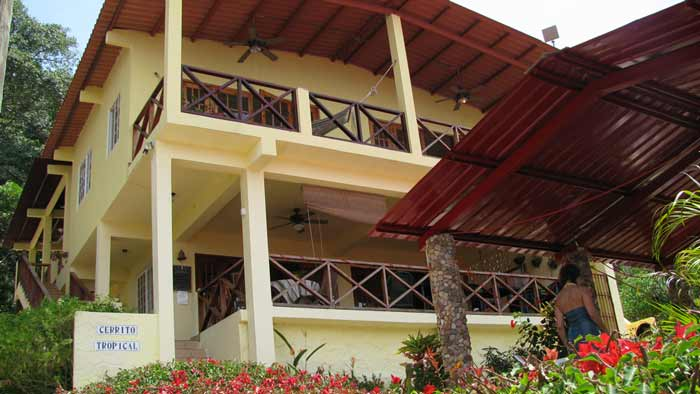 Taboga Island Panama - the Cerrito Tropical B&B Inn